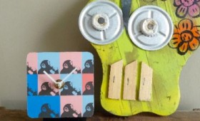 Tabletop Chimp Clock