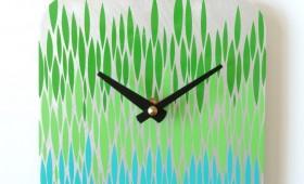 6 x 18 Orzo Clocks