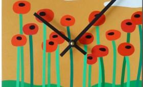 Poppy Clocks
